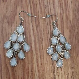5/50% chandelier fashion earrings